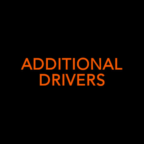 Add Additional Drivers