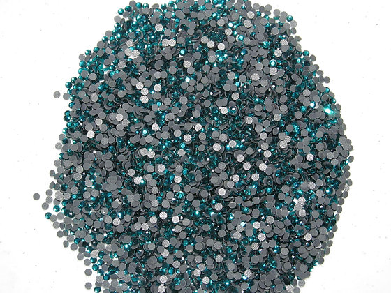 SS10 (3mm)  Blue Zircon