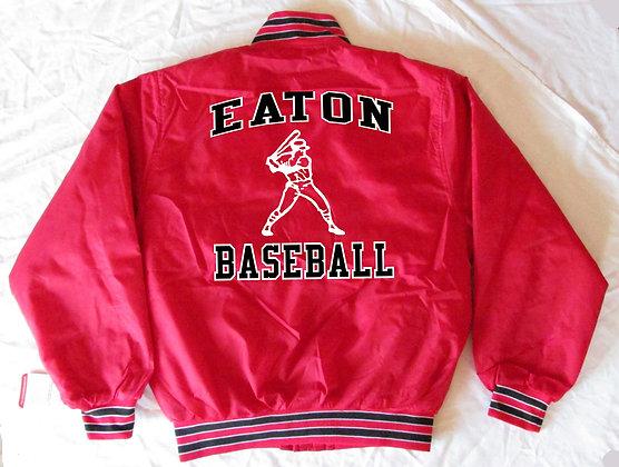 Eaton Baseball Jacket