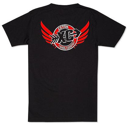 100% Cotton CC Short Sleeve T-Shirt