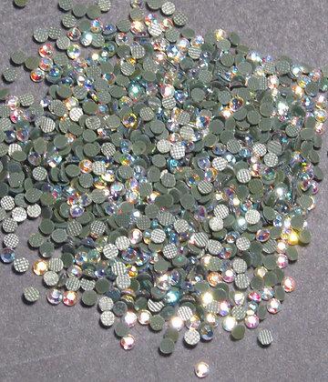 SS10 (3mm)  AB Crystal