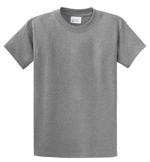 Men's grey Printed T-shirt