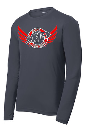 100% Poly CC Long Sleeve Sport Tee