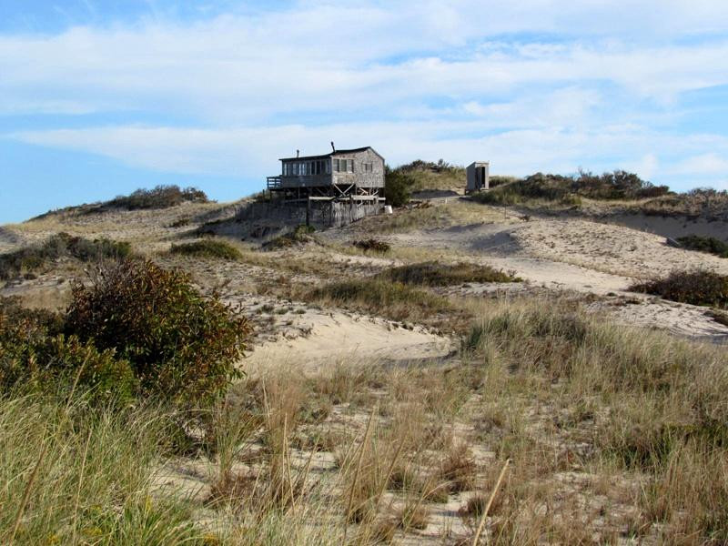 Ray Wells Dune Shack - Province Lands, Truro, MA