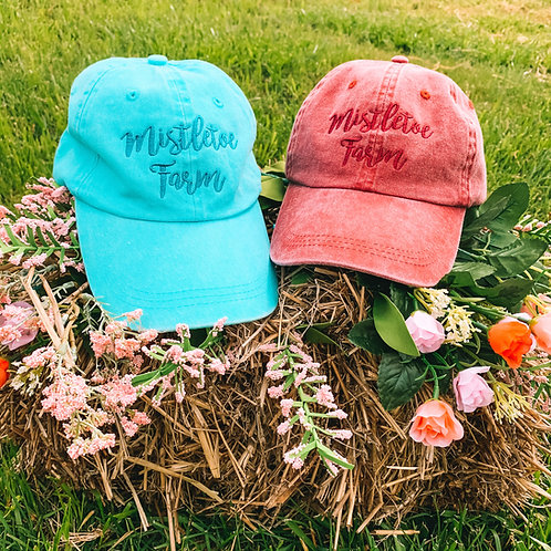 MT Farm Baseball Cap