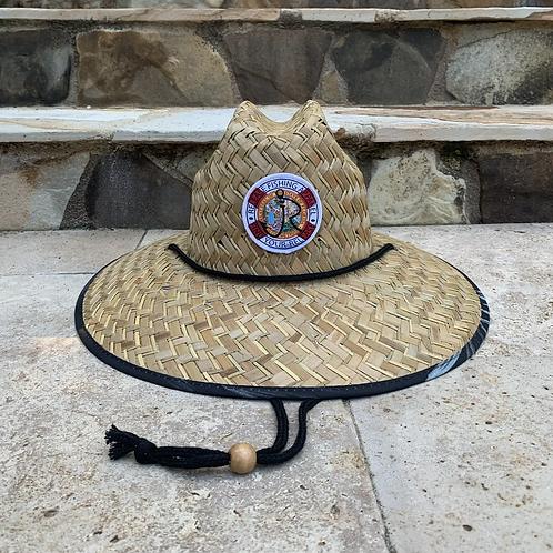 Florida Flag Premium Straw Hat