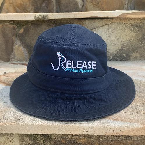 Release Logo Bucket Hat