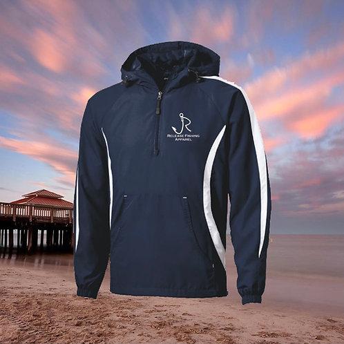 Water Resistant Performance Jacket Navy