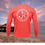 Thumbnail: Release Circle Bright Coral Performance Long Sleeve SPF 50