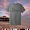 Thumbnail: Release Rod Light Gray Polyester Blend T-shirt