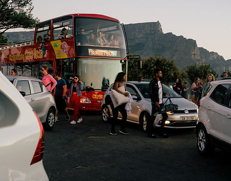 cars-and-tourist-bus-and-people-in-mount