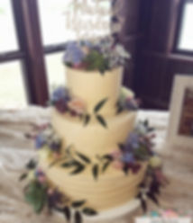 Elegant Wedding Cake Stephenville