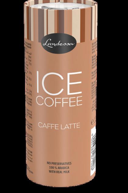 Landessa ice coffee latte