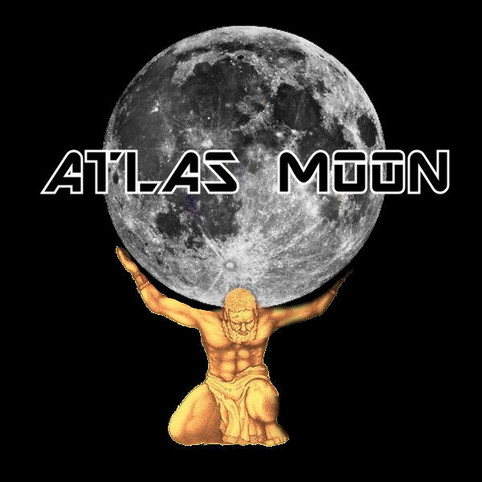 Atlas Moon's self titled CD is HERE!