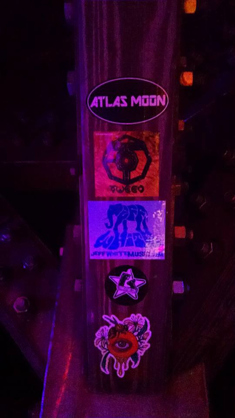 Atlas Moon at The ROOF in Daytona!!!