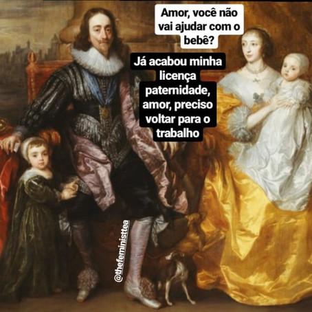 A Licença Paternidade Precisa Ser Revista Pelo Bem De Tod@S