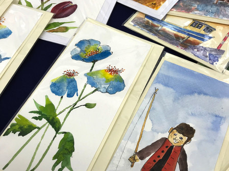 A successful art & craft fair!