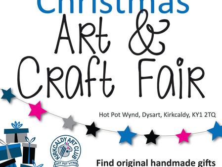 Art & Craft Fair - this weekend!