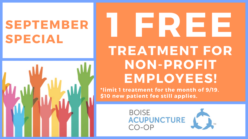 Boise Affordable Acupuncture Co-op