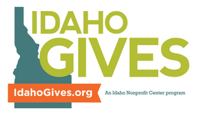 We are Proud to Participate in Idaho Gives! April 23 - May 7th 2020
