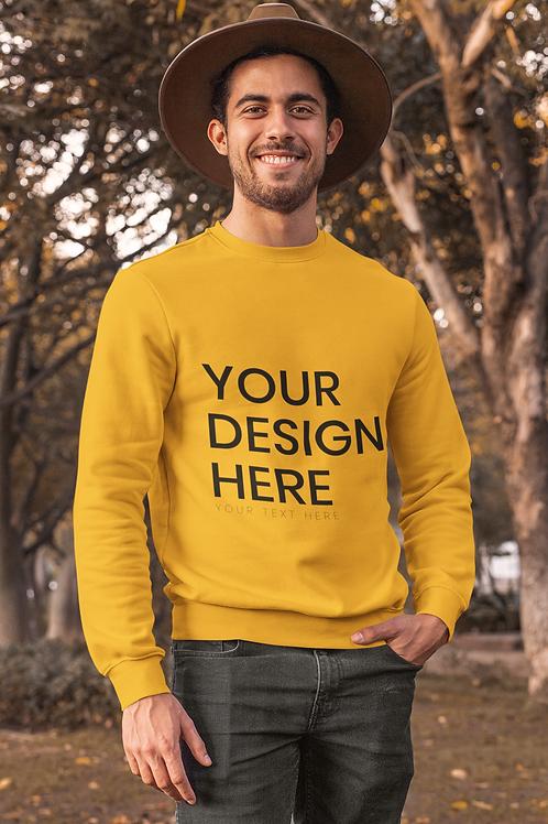 Men's Custom Sweatshirt