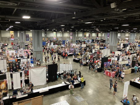 Awesome Time at AwesomeCon 2021