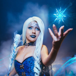 Female Cosplayer of Winter 2019