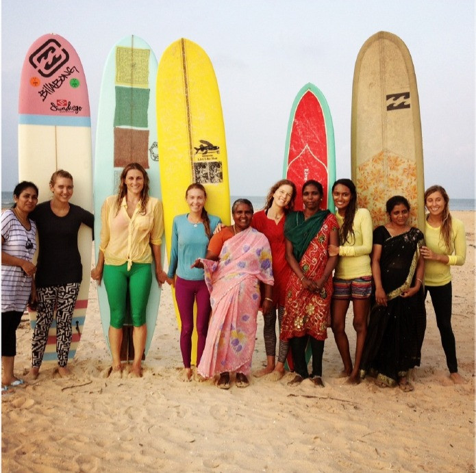 This is a documentary capturing a groundbreaking journey, bringing a world of women together and sharing the stories of India's first ocean seeking ladies, who are breaking free of social cultural boundaries and setting a mark for the future of women in India and beyond.