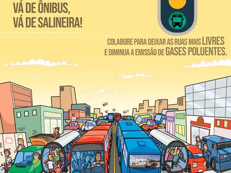 Dia Mundial sem carro: o caminho para uma mobilidade sustentável