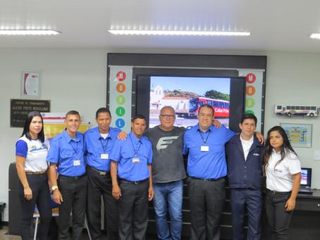 Grupo Salineira realiza mudança de função de motoristas