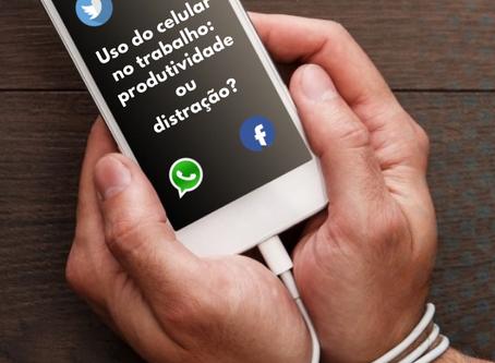 Uso excessivo do celular: é preciso equilibrar