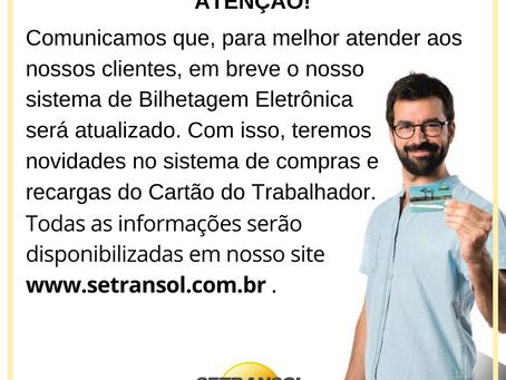 COMUNICADO SETRANSOL