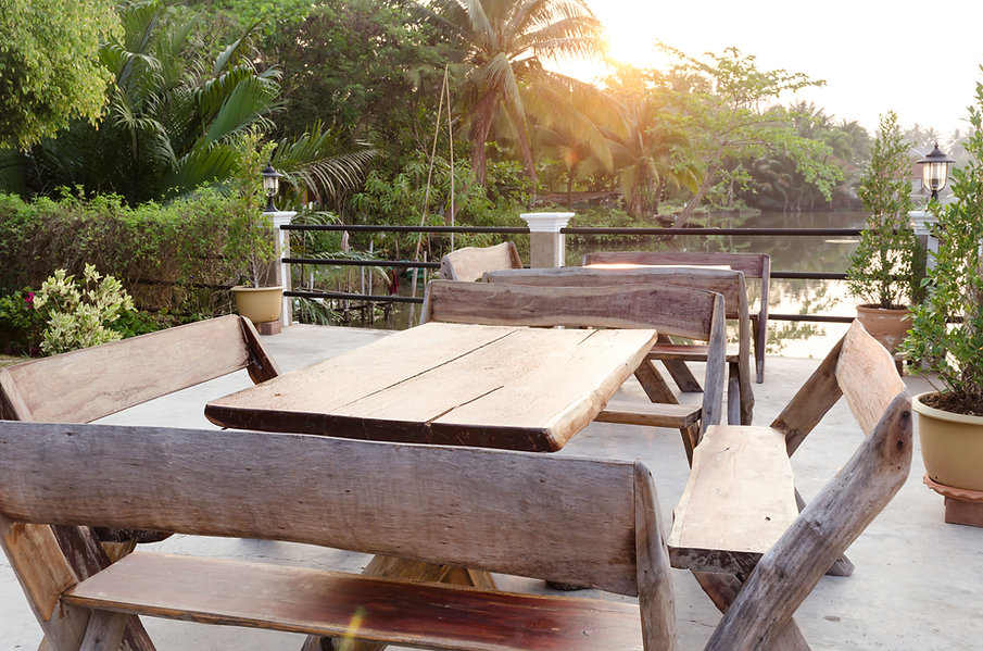 6 tips for choosing outdoor furniture