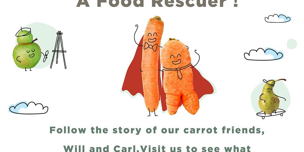 Little Food Waste Rescuer