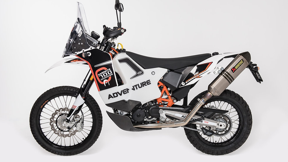 Series 3 Upgrade for 700RR HARDKIT for KTM 690 Enduro, Series 1 & 2/3rd Kits