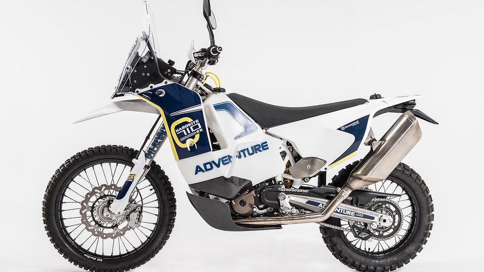 710RR HARDKIT for Husqvarna 701 Enduro, ADV Rider sale while stocks last