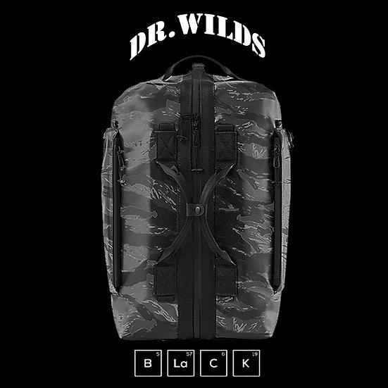 Dr.Wilds 虎斑迷彩 日常醫生組 (預購)