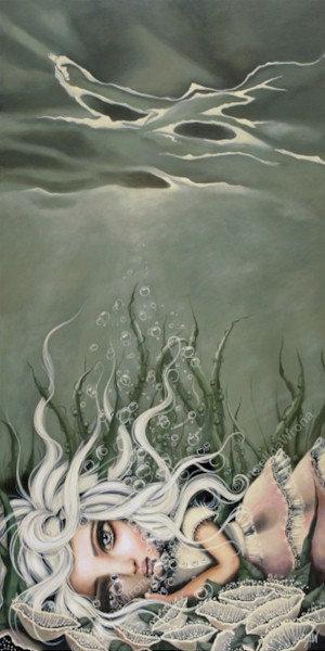 Awakened- Angelina Wrona Print