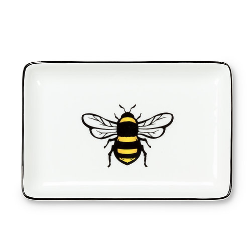 Bee Rectangle Tray