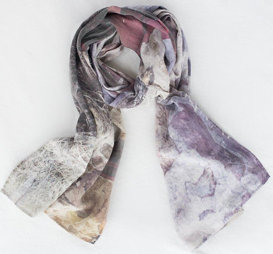 Roost - Linen Farms Scarf
