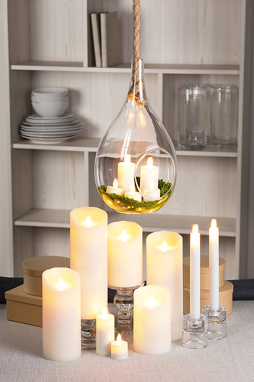 Reallite LED Candle -White