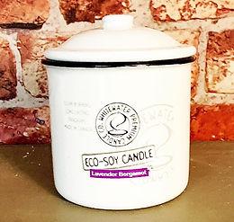 lavendar bergamot white water candle.jpe