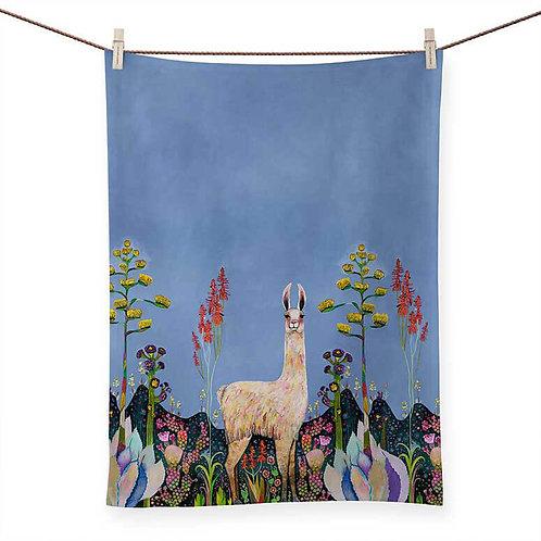 Tall Girl - 100 % Cotton Tea Towel