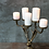 """Thumbnail: Eric & Eloise Collection """"Eric"""" Candle Holder"""