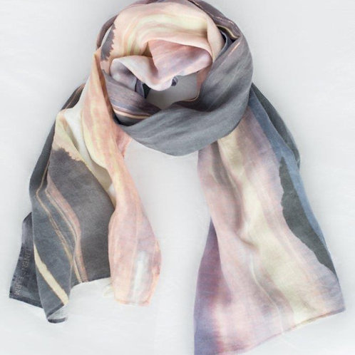 Tides Out - Linen Farms Scarf