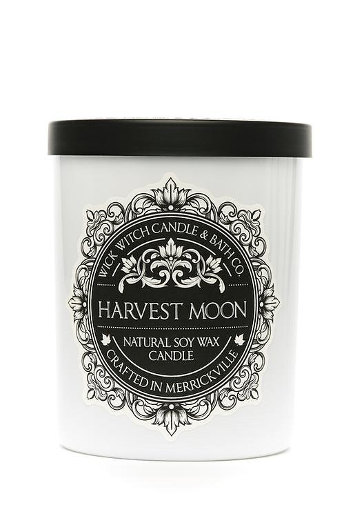 Harvest Moon - Wick Witch Natural Soy Wax Candle