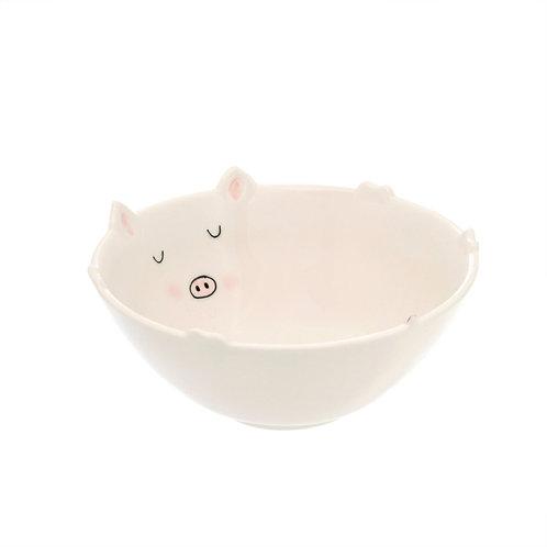 Piggy Handmade Bowl