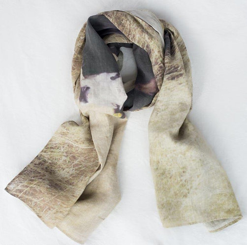 Range - Linen Farms Scarf