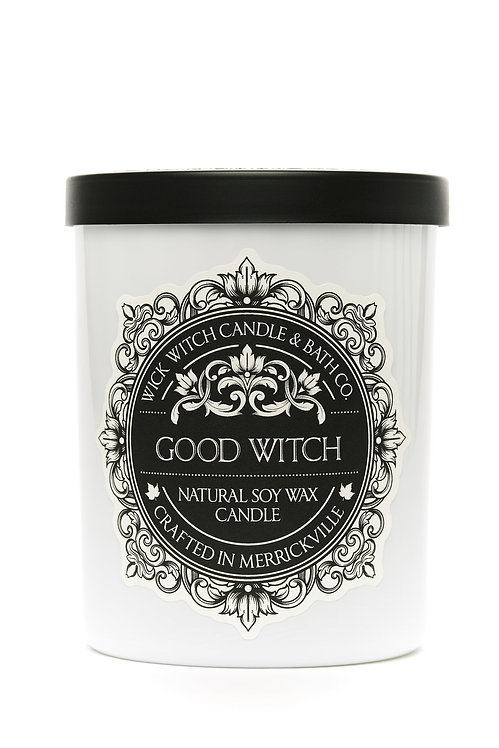 Good Witch - Wick Witch Natural Soy Wax Candle