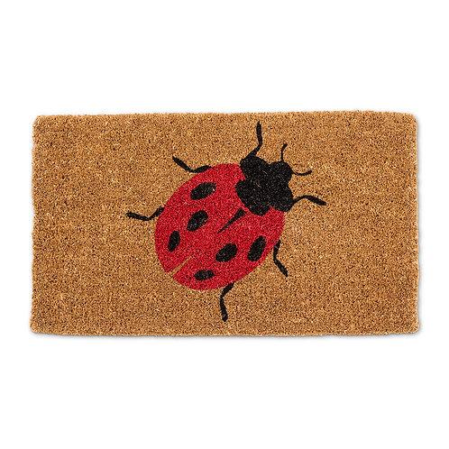 Ladybug Doormat